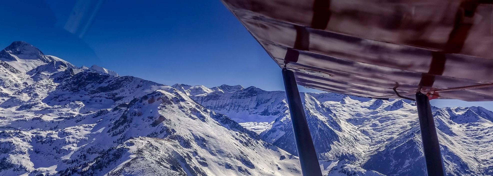 Luchtsport Pyreneeën